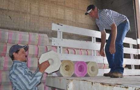 Comunidad menonita en Chihuahua Foto: Cortesía Diario de Juárez