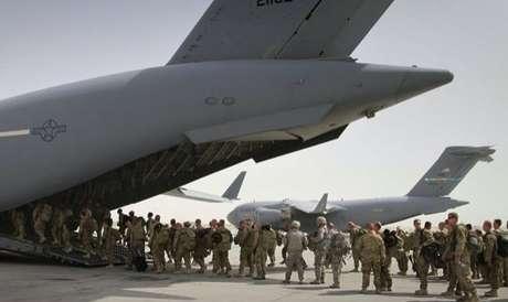 La retirada de los soldados se hará oficial en Nueva Zelanda, según ABC News. Foto: AP