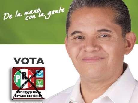 Serrano Cedillo es el segundo legislador mexiquense que muere asesinado. Foto: DIFUSIÓN/FACEBOOK