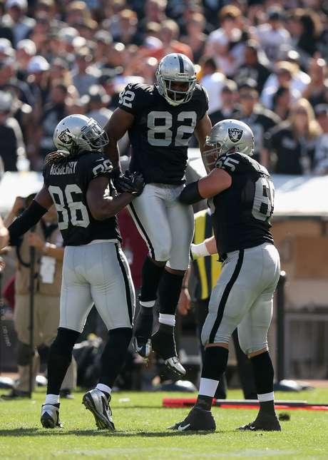 Los Raiders de Oakland consiguieron su primera victoria de la temporada y fue ante los Acereros de Pittsburgh que tuvieron su segundo revés. Foto: Getty Images