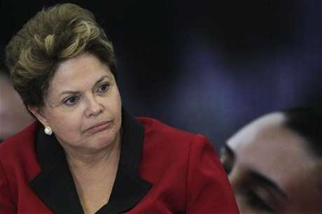 Brazil's President Dilma Rousseff speaks during the launching ceremony of the Brazil Plan 2016 at the Planalto Palace September 13, 2012. Foto: Ueslei Marcelino / Reuters In English