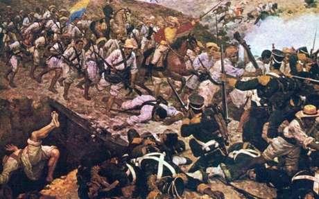 Batalla de Tucumán Foto: Télam