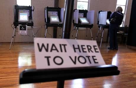 Se estima que unos diez millones de hispanos podrían no votar en noviembre. Foto: Getty Images