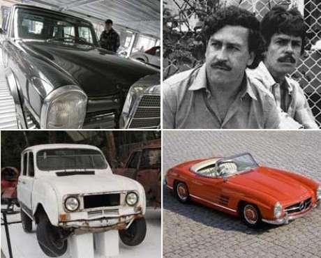 Fotos Los autos de Pablo Escobar Foto: Getty/AP / Terra Autos
