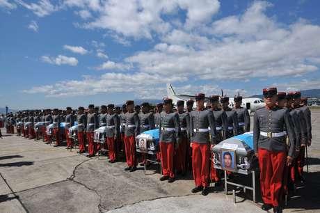 El detenido es señalado como uno de los que planearon la masacre de 72 inmigrantes, en su mayoría centroamericanos, y algunos de Ecuador y Brasil, ocurrida en agosto de 2010. Foto: Getty Images