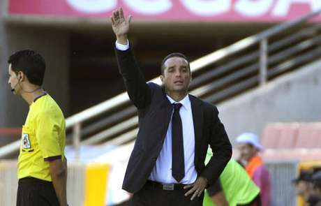 José Luis Oltra, entrenador del Deportivo de La Coruña Foto: EFE