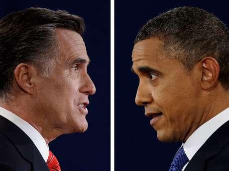 Mitt Romney y Barack Obama participarán en su último debate presidencial este lunes 22 de octubre. Foto: AP