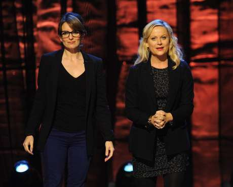 Tina Fey y Amy Poehler Foto: Getty Images