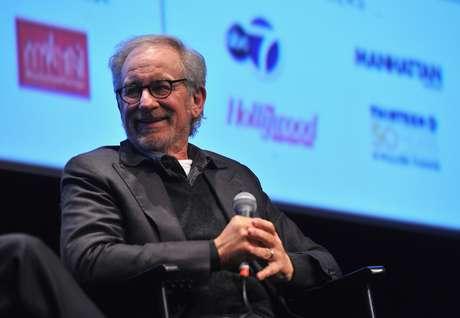 Steven Spielberg es otros famosos que apoya a Obama. Foto: Getty Images