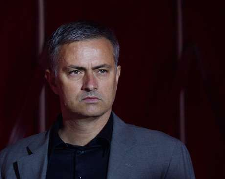 Jose Mourinho reaches a milestone when Real Madrid faces Manchester City Wednesday. Foto: Getty Images