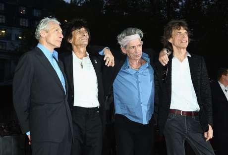 Los abuelos del rock contarán los años que han pasado desde su primer disco hasta sus últimos conciertos. Foto: Getty Images