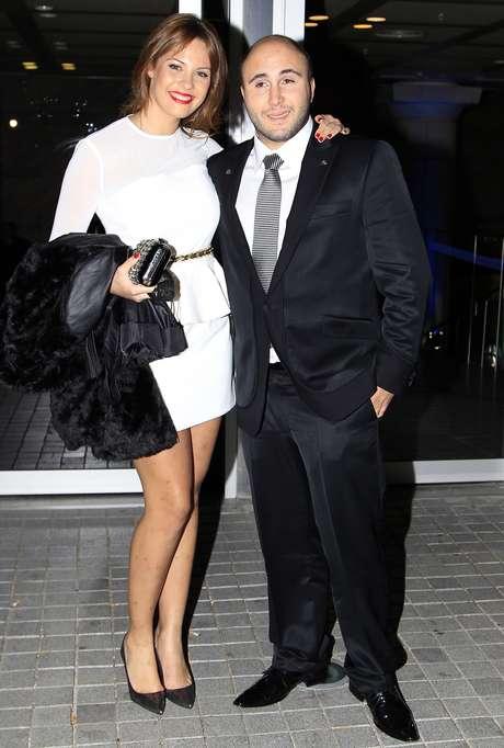 Francisco Rivera y Jessica Bueno. Foto: Gtres
