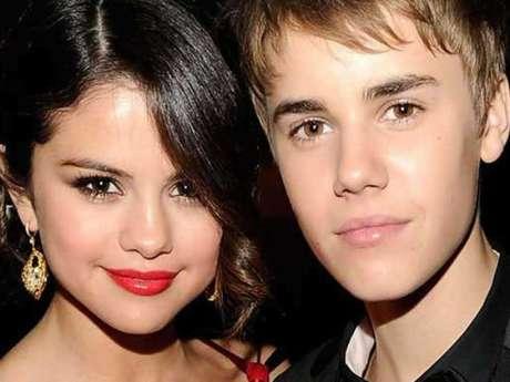 Justin Bieber y Selena Gomez Foto: Getty