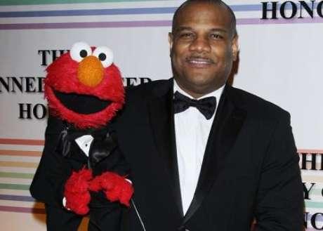 Kevin Clash y Elmo, una pareja que se distanciará por un tiempo Foto: AP