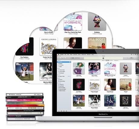 iTunes Match Foto: Apple