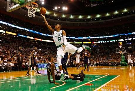 Fue en el tobillo derecho la torcedura del líder en asistencias de los Celtics. Foto: AFP