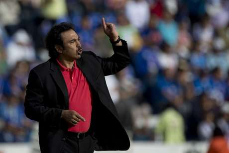 Hugo Sanchez wanted three years to turn around the fortunes of Pachuca.  Foto: Getty Images