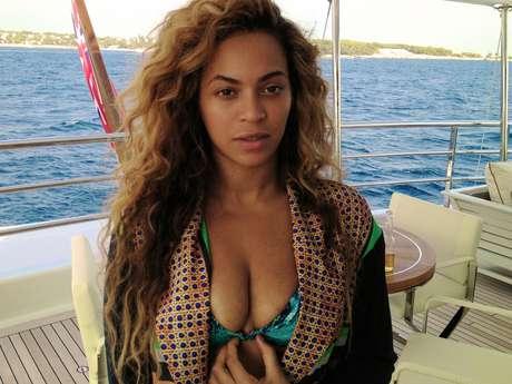 Beyoncé creó su cuenta de Tumblr para acercar a sus fans con su vida. Foto: Tumblr
