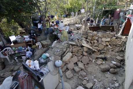 El 20 de marzo de 2012 un sismo de 7,6 grados de magnitud había sacudido la zona de Ometepec, en el estado de Guerrero. Foto: Getty Images