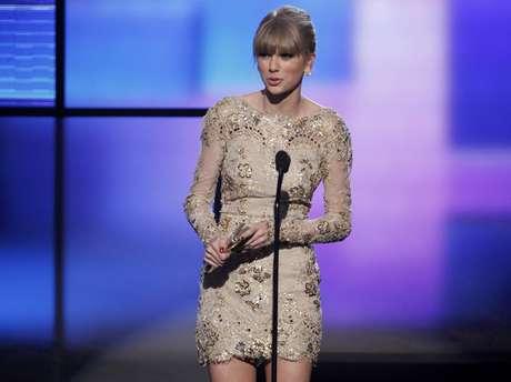 Taylor Swift en problemas por conexión con Harry Styles. Foto: DANNY MOLOSHOK / REUTERS