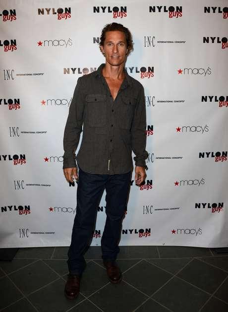 Matthew McConaughey se siente sin fuerzas tras bajar de peso Foto: Getty Images