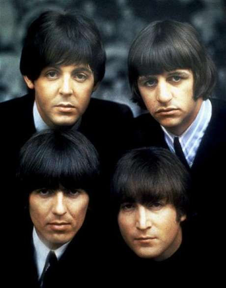 The Beatles' landmark 1966 LP ''Revolver,'' released the same month the band toured America for the last time, was crowned the greatest album of rock 'n' roll in a survey of musicians and critics released on January 4, 2001. The Beatles, shown in an undated photo, dominated the VH1 survey with a total of five albums.. Foto: Reuters