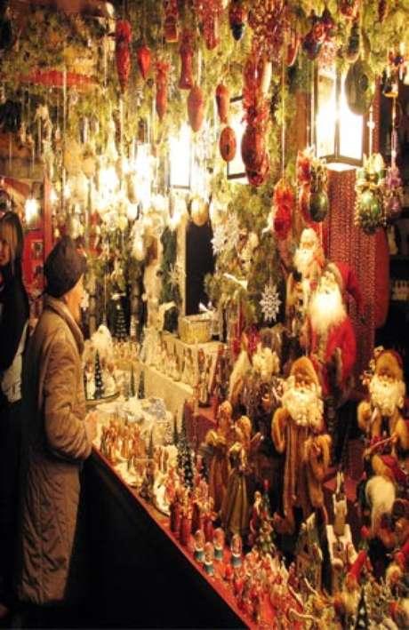 El de Núremberg es uno de los más famosos mercadillos de todo el continente. Este mercado se celebra desde hace casi cuatrocientos años. Foto: EFE en español
