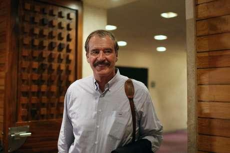 Vicente Fox ya había sugerido el diálogo para frenar el narcotráfico en México. Foto: AP
