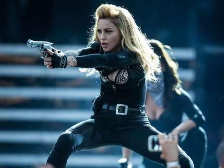Madonna arrancó 'The MDNA Tour' consolidando su gira como una de las más polémicas. Foto: Getty Images