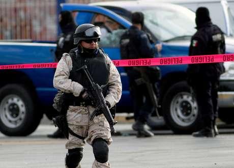 Chihuahua es uno de los estados más afectados por la violencia del narcotráfico en México. Foto: Getty Images