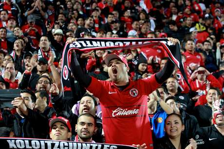 La afición de Tijuana armará una fiesta tremenda el próximo domingo. Foto: Mexsport