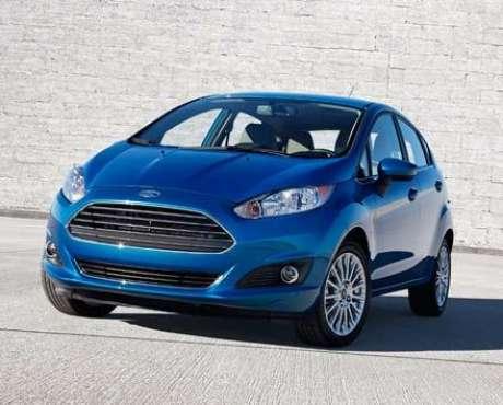 Foto Ford Fiesta 2014 Foto: Ford / Terra Autos