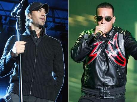 Enrique Iglesias versiona video con Daddy Yankee. Foto: Getty Images