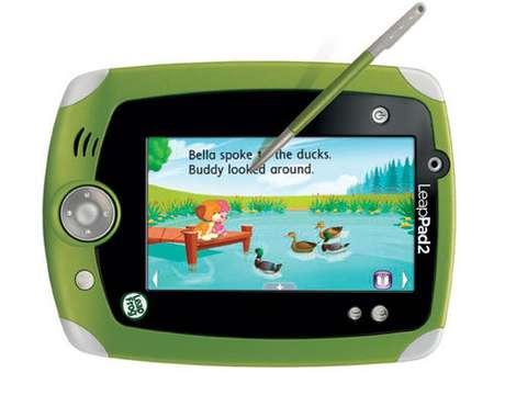 LeapPad es la tableta para niños más premiada de la temporada  Foto: LeapFrog