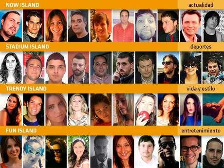 Finalistas de Terra de Bloggers Foto: Terra
