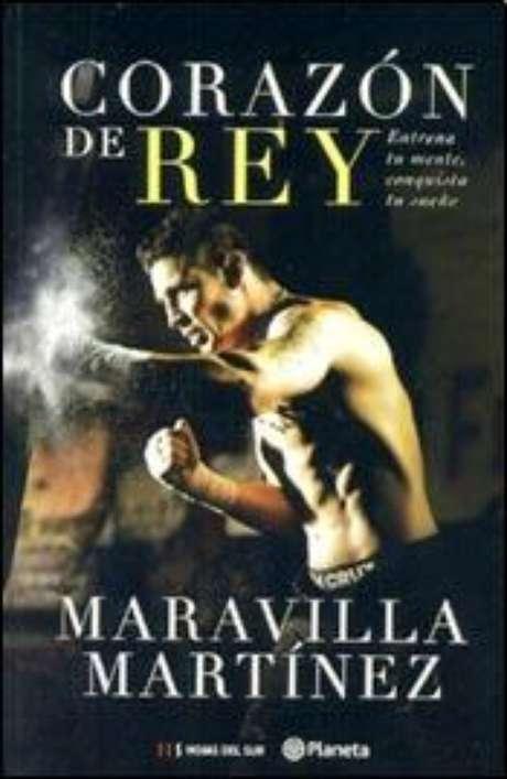 """""""Corazón de Rey"""", de Sergio """"Maravilla"""" Martínez  Foto: Planeta"""
