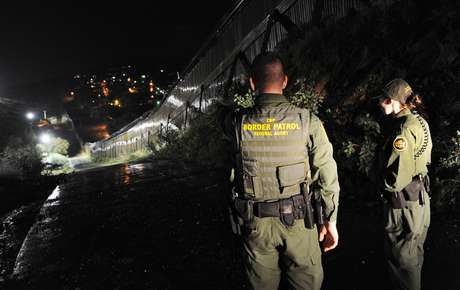 The shooting happened at the border in Arizona. Foto: Getty Images