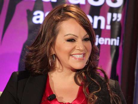 Singer Jenni Rivera speaks during the 'I Love Jenni' lunch session during the NBC Universal portion of the 2011 Winter TCA press tour held at the Langham Hotel on January 13, 2011 in Pasadena, California. Foto: Getty Images