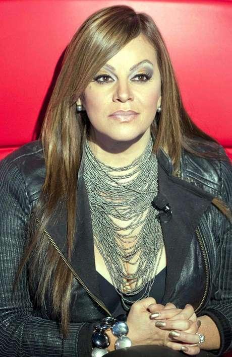 Antes de ser coach deel programa de Televisa, Jenni Rivera pisó también los estudios de TV Azteca cuando apareció en el programa 'El Gran Desafío de las Estrellas'. Foto: Reforma