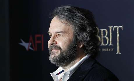 """Director Peter Jackson arrives for the premiere of his movie """"The Hobbit: An Unexpected Journey"""" in New York December 6, 2012. Foto: Carlo Allegri / Reuters"""