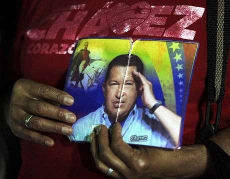 Chávez, de 58 años, fue operado el martes en un hospital de La Habana por cuarta vez de un cáncer cuya ubicación se desconoce Foto: AP