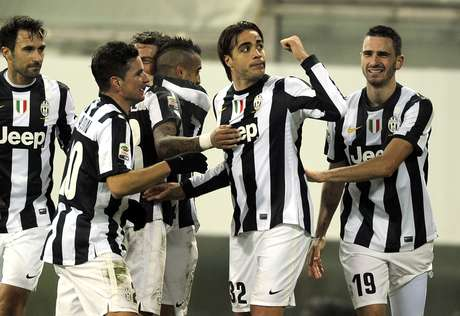 Juve was able to defeat a persistent Cagliari side. Foto: Getty Images