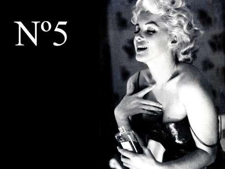 Marilyn Monroe para un anuncio de Chanel Foto: EFE