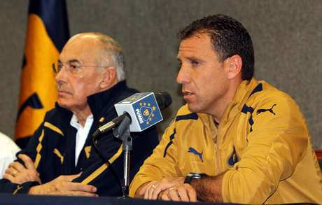 Aspe admitted that a lot of mistakes were made during the past season.  Foto: Mexsport
