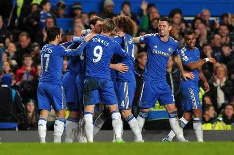 Siete jugadores marcaron para los Blues en este encuentro. Foto: Getty Images