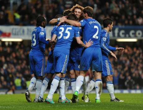 Chelsea matched their biggest winning margin in club history.  Foto: Getty Images