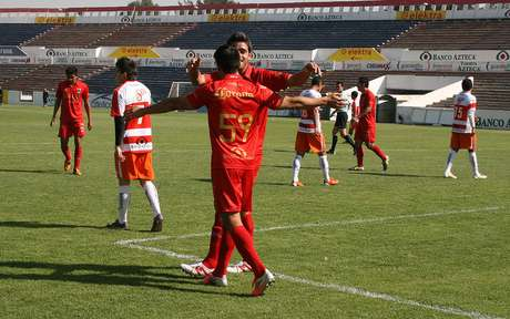 Neza defeated Jaguares in their tune-up match.  Foto: Cortesía Club Neza