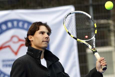 Rafael Nadal's return to the tennis court was delayed by a stomach virus. Foto: Getty Images