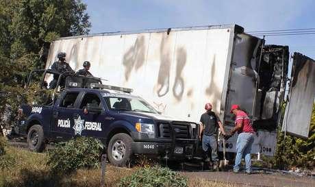 En una jornada violenta al oeste de México al menos seis personas perdieron la vida. Foto: EFE en español
