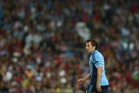 Alessandro del Piero is committed to returning to Sydney FC.  Foto: Getty Images